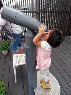望遠鏡はまだ高い