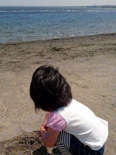 砂浜もある!