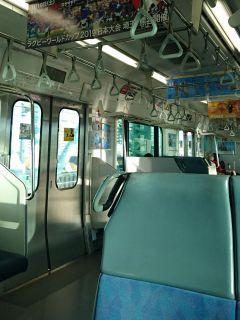 上野東京ラインに乗って