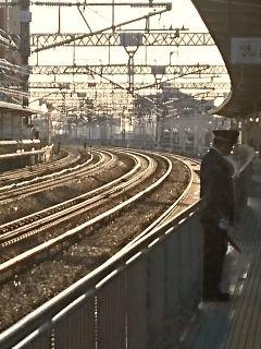 夕方の浜松駅