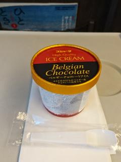 ベルギーチョコレートアイスクリーム