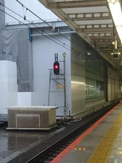 横浜駅ビルも下は出来上がり