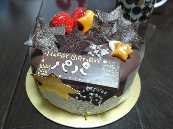 ケーキありがとう!
