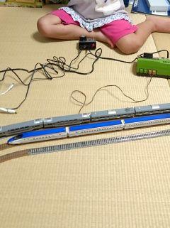 することないので鉄道模型