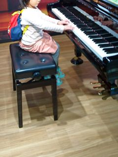 浜松駅でピアノを