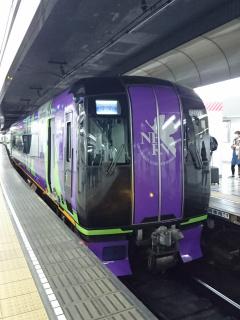 名鉄名古屋駅にて再会