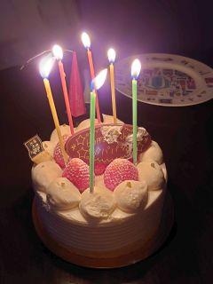 41回目の誕生日