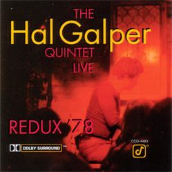 Redux '78 / Hal Galper