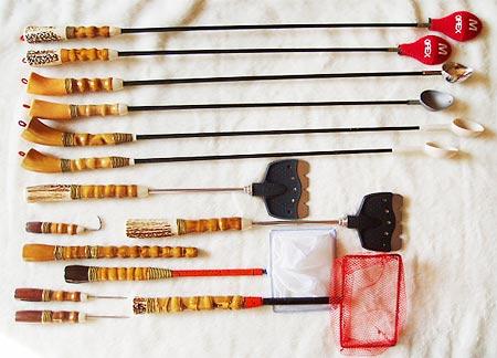 漁師旦那保有の竹工房さんの作品