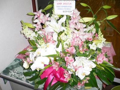 103 祝30周年のお花