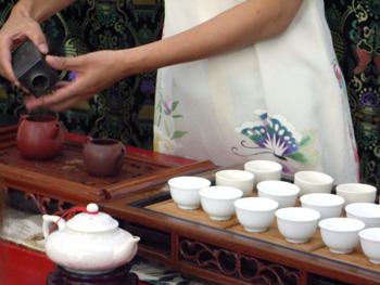 中国茶 繭堂
