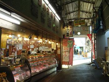 綾ノ町商店街