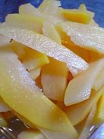花梨の砂糖煮