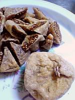 甘みあっさりの「Dry figs(乾燥いちじく)」