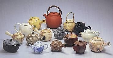 「急須百選作陶展」に出品