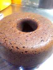 「チョコレートケーキ」の焼き上がり!