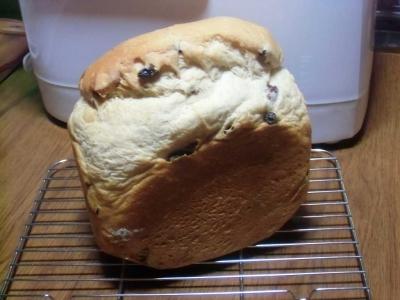 ぶどうパン全体