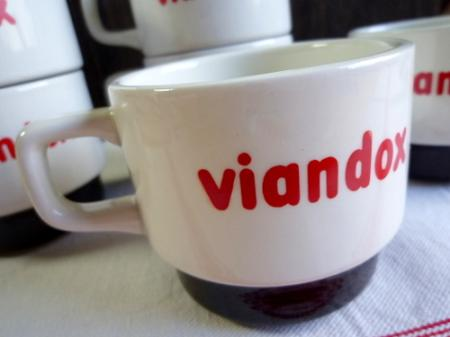 VIANDOX(ヴィアンドックス)スタッキングマグカップ2