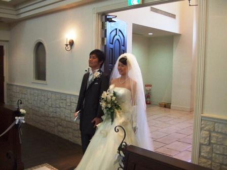 結婚式009