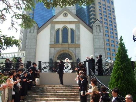 結婚式010