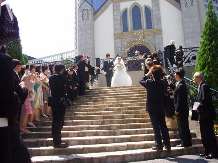結婚式011