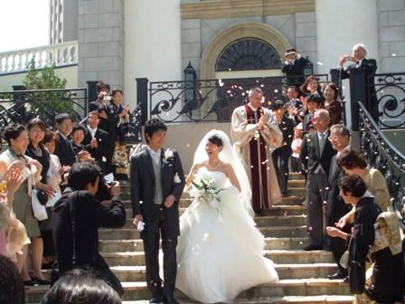 結婚式012