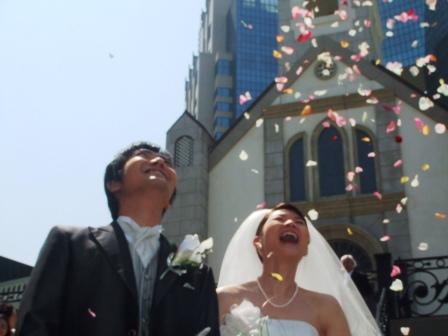 結婚式013