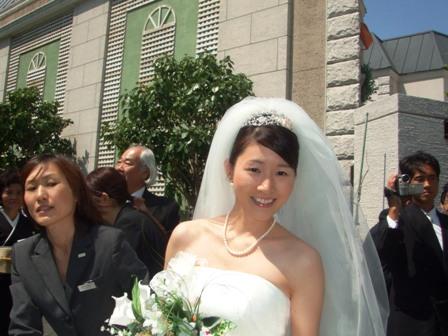 結婚式014