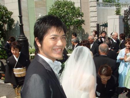 結婚式015