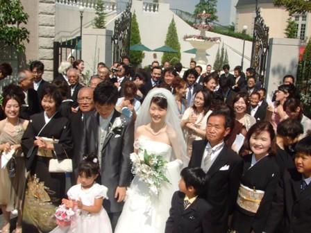 結婚式016
