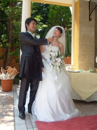 結婚式018