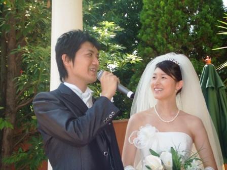 結婚式019