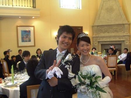 結婚式021