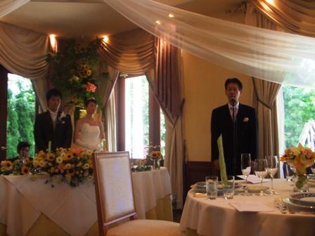 結婚式023