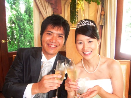 結婚式029