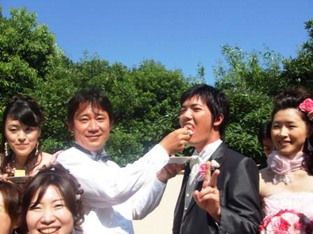 結婚式075