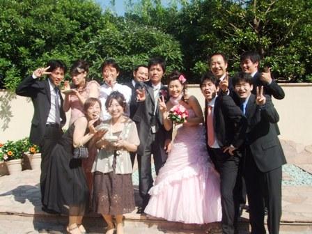 結婚式076