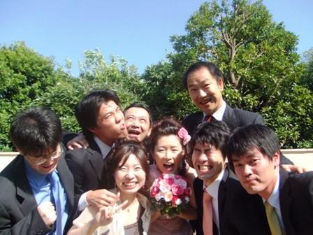 結婚式077