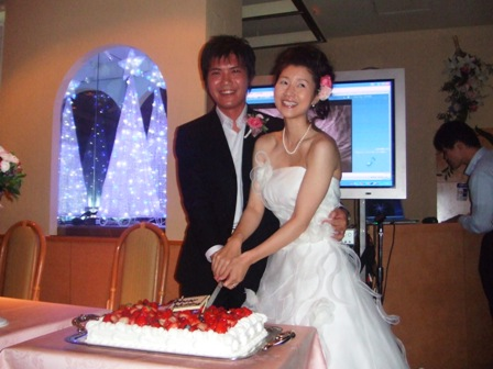 結婚式092