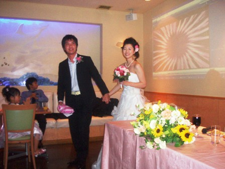 結婚式102