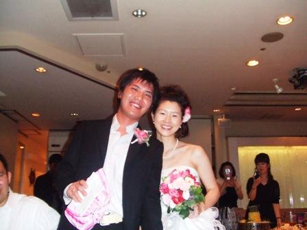 結婚式103
