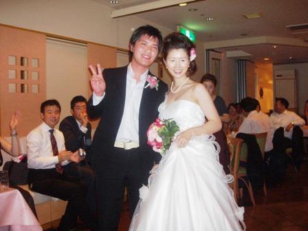 結婚式105