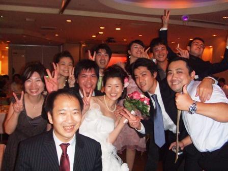 結婚式106