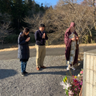 2019春のペット慰霊祭