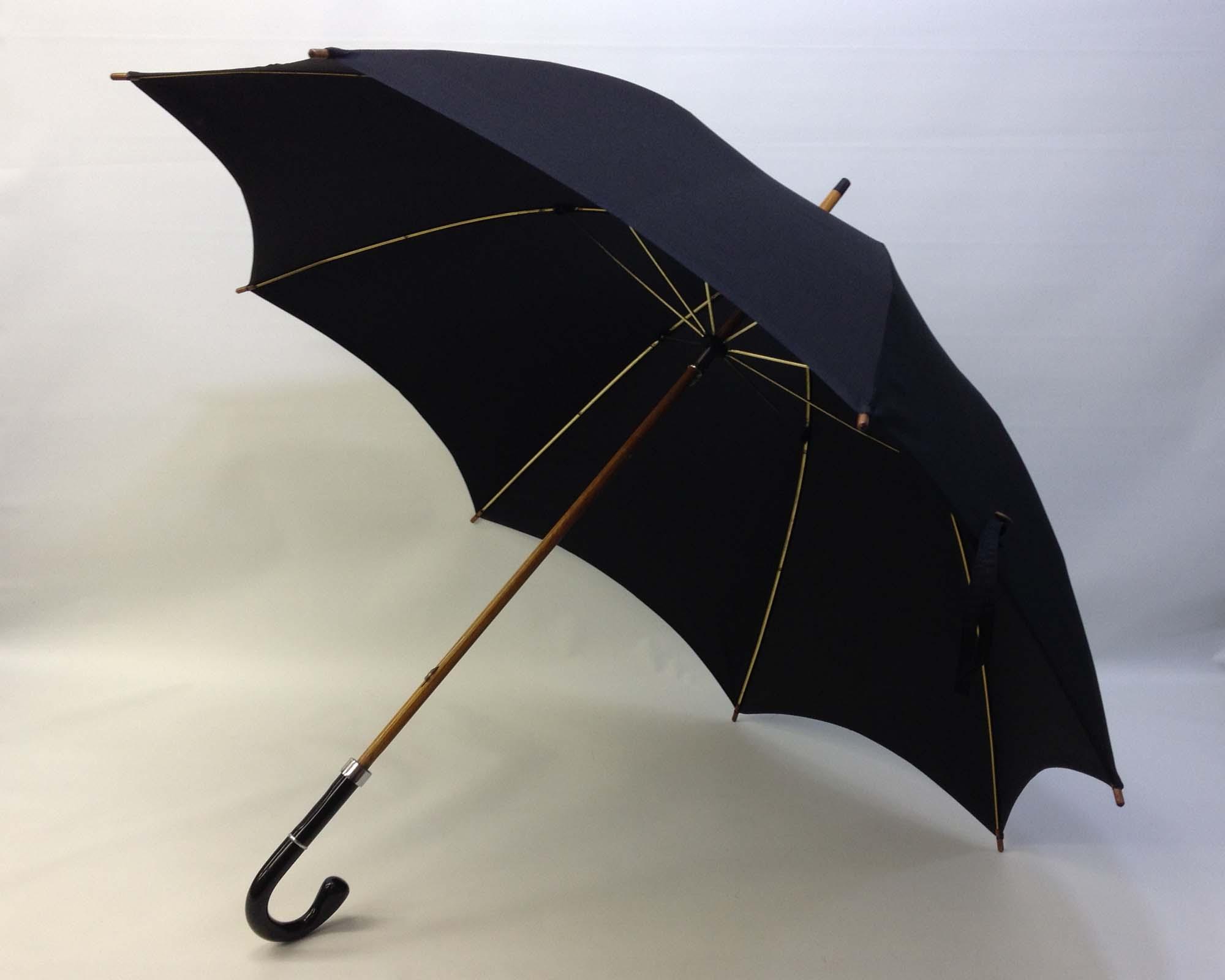 明治の蝙蝠傘