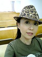 淑徳大学の教室…これから高橋さんの講演会です