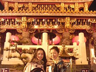 約7年ぶりに横浜中華街へ。関帝廟はお初でした!