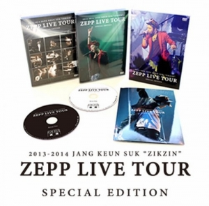 ����󡦥��󥽥�2013 ZIKZIN LIVE TOUR in ZEPP Special Edition [DVD]