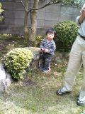 お庭:れい1