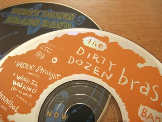 Dirty Dozen Brass Band_CD